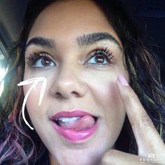Having a good lash day thanks to 3D Fiber Lash Mascara.