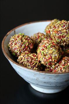Merry Xmas - Truffes au chocolat au Pan Masala