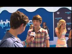 Interviews at the Dolphin Tale 2 Premiere conducted by KIDS FIRST! Film Critic Gerry O. #dolphintale2