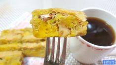 No 밀가루! 다이어터를 위한 전자렌지 '고구마빵'초간단 레시피 Cornbread, Pudding, Ethnic Recipes, Desserts, Food, Millet Bread, Meal, Custard Pudding, Deserts