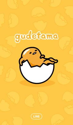 """Life"": ""Teach your kids sometimes being lazy as a log is the best way to relax! Don't think what to do first, just take a nap!"" ('Gudetama', as courtesy of Sanrio) Kawaii Wallpaper, Wallpaper Iphone Cute, Cool Wallpaper, Sanrio Wallpaper, Pusheen, Japon Tokyo, Cute Egg, Molang, Line Friends"