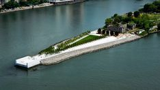 Four Freedoms Park in New York, USA, by Louis Kahn. Louis Kahn, Manhattan, Park In New York, New York City, Four Freedoms, Roosevelt Island, Roosevelt Park, Theodore Roosevelt, Eleanor Roosevelt
