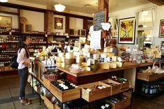The hidden cheese mecca | Cheese Store of Silver Lake, Los Angeles, California