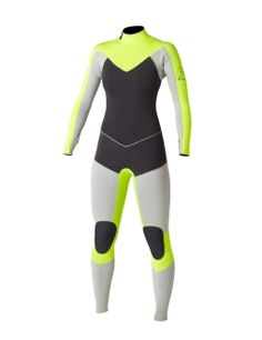4ad293e7a8 Kassia Cypher 3 2 Back Zip Wetsuit - Roxy Diving Wetsuits