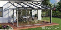 Solarlux - Glasdør terrasse - Helglas Skydedør - Foldedør - Rumdeling,Rumdeler - SL 20