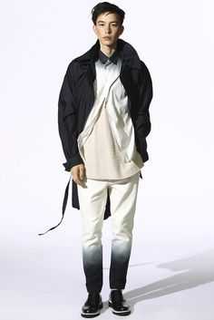 Phillip Lim Menswear S/S 2012