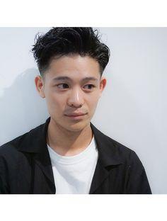 Asian Hair Inspiration, Men Perm, Asian Men Hairstyle, My Hair, Short Hair Styles, Hair Cuts, Hair Beauty, Mens Fashion, Male Hair