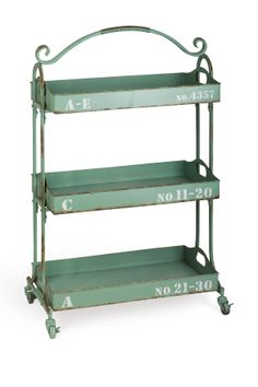 Boathouse tiered trays