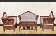 Pusat Mebel Jati Tangerang Menjual dan memproduksi mebel atau furniture jati perhutani yang berkualitas tinggi dan bergaransi 3 tahun