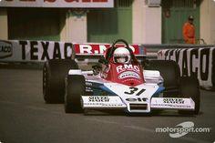 Rene Arnoux, Martini Mk.23 Ford, Monaco, 1978.