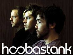 """Hoobastank - """"The Reason"""" was a song I heard a lot when I was going through a very dark time in my life. It was something that gave me hope and release."""