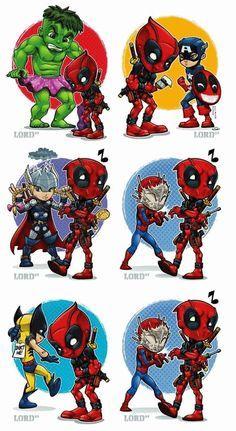 Avengers & Deadpool