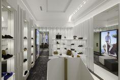 NUOVOSTUDIO architettura e territorio - Giuseppe Zanotti Design boutique - ROMA, Piazza di Spagna