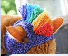 Disfraces - Ropa - Gorros Para Perro, Gato Tejidos Crochet ...