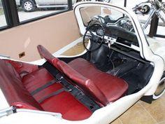 1970 Subaru 360 Yacht Interior