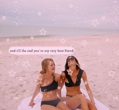 Go best friend, best friend goals, bff goals, beach pictures, bff Go Best Friend, Best Friend Photos, Best Friend Goals, Best Friends, Friend Pics, Best Friend Sayings, Great Friends Quotes, Friend Quotes, Cute Friend Pictures