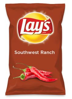 Wouldn't Southwest Ranch be yummy as a chip? Lay's Do Us A Flavor is back, and the search is on for the yummiest flavor idea. Create a flavor, choose a chip and you could win $1 million! https://www.dousaflavor.com See Rules.