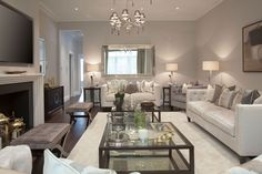 Living space | JHR Interiors