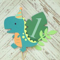Dinosaur Cake Topper smash cake first birthday by ApplesModernArt Smash Cake First Birthday, Dinosaur First Birthday, Dinosaur Party, Baby Birthday, First Birthday Parties, Birthday Party Decorations, First Birthdays, Dinosaur Dinosaur, Dinosaur Cake Toppers