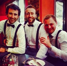 The @Web Profits #Melbourne boys looking very #dapper at their #Christmas lunch last week.