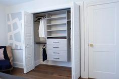 Bedroom: Closet Express - Custom Closet Organization Closet Organization, Loft Conversions, Bedroom, Toronto, Home Decor, Homemade Home Decor, Bedrooms, Interior Design, Home Interiors