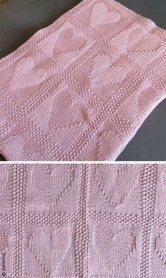 Amazing Knitting provides a directory of free knitting patterns, tips, and tricks for knitters. Baby Frock Pattern, Baby Sweater Knitting Pattern, Dishcloth Knitting Patterns, Baby Dress Patterns, Baby Clothes Patterns, Free Knitting, Blanket Patterns, Easy Knit Baby Blanket, Knitted Baby Blankets