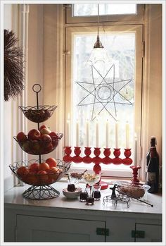 nordic christmas ~ lovingly repinned by www.skipperwoodhome.co.uk