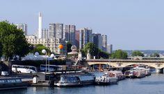 Paris VII port de La Bourdonnais