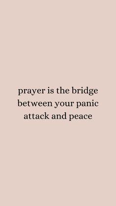 Panic attacks, anxiety