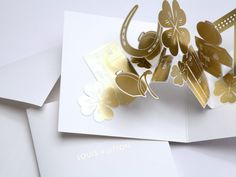 Pop up Invitation for Louis Vuitton on Behance