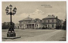 Insterburg  Ostpr.,Tschernjachowsk - Gesellschaftshaus