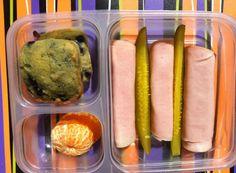 Grain Free/Gluten Free/Primal Toddler Lunch