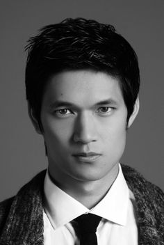 Harry Shum Jr. you are too cute
