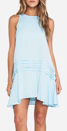 May. Slice Dress Dress in Mint. Bridesmaid dresses.
