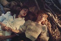 Teresa Palmer, Phoebe Tonkin by Will Davidson for Vogue Australia March 2015 11