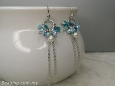 tutorial-pacific-blue-earring-sample-2 - Fantastic Viewpoint