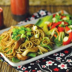 Today we celebrate garlic. From condiments, to side dishes, to dinners, here are 7 of our favorite garlic-filledrecipes that prove that one clove is never enough! Linguine with Basil, Red Pepper Flakes, and Garlic Roasted Garlic and Herb Potatoes Japanese Soba Noodles with Garlic and Mushrooms   Pepperoni and Garlic Crostini Fiery Garlic Peanuts …