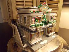 DEPT 56 HOUSES Midtown Shops Snow Village by VintageCreativeAccen