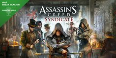 Episode #504 – Assassins Creed Syndicate Hands On Impressions and Developer Interviews (Live from London)