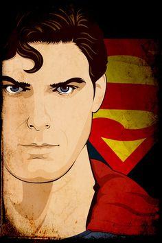 Superman by Jeff Nichol