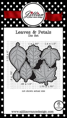 A Jillian Vance Design - Leaves