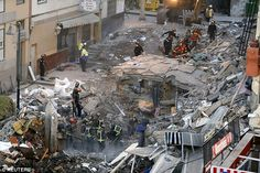 The death toll from a building collapse in Tenerife rose to seven as rescuers continued th...