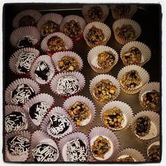 Brigadeiro Recipe - Food.com Just made these and they are AMAZING! However, it only made about 20, not 40.