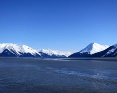 Things You Should Do in Alaska: Drive the Seward Highway From Anchorage to the Portage Glacier #scenicdrive #travel #alaska