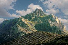 Parque Natural de las Sierras Subbéticas de Córdoba.