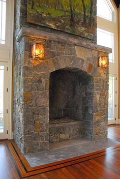 Fireplace   Stone Works of Connecticut
