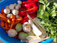 Rozi erdélyi,székely konyhája: Ételízesítő házilag