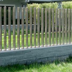 Suzman Design Associates contemporary fence