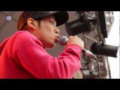 環ROY×山本晃紀(LITE)×戸高賢史(ART-SCHOOL) みえないモノ@KAIKOO POPWAVE FESTIVAL 2012