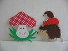 süni sablon - Google keresés Crafts For Kids, Kindergarten, Stuffed Mushrooms, Christmas Ornaments, Holiday Decor, Fall, Hands, Decoration, Google